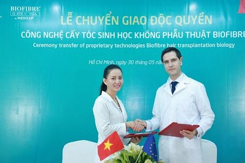 Hợp tác chiến lược quốc tế của Bệnh viện thẩm mỹ Đông Á