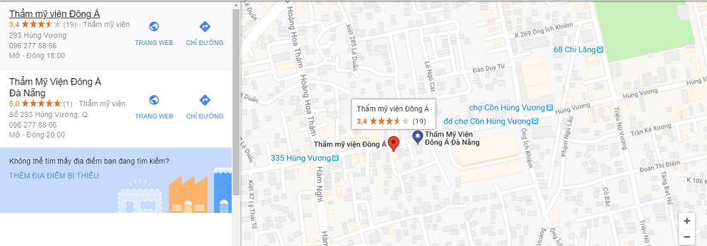 Thẩm mỹ viện Đông Á Đà Nẵng - Đơn vị làm đẹp Số 1 Miền Trung 2