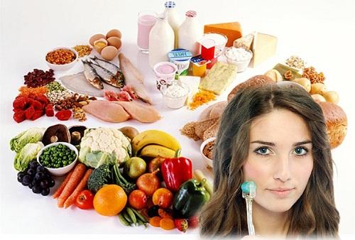 Sau khi lăn kim nên ăn gì và kiêng ăn gì để giúp da nhanh hồi phục 1